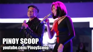 Sarah Geronimo And Bamboo Won 'Performer's Of The Year'  At Yahoo Celebrity Awards 2014