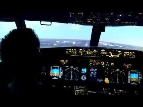 Flight Simulator Experiences UK   Into The Blue