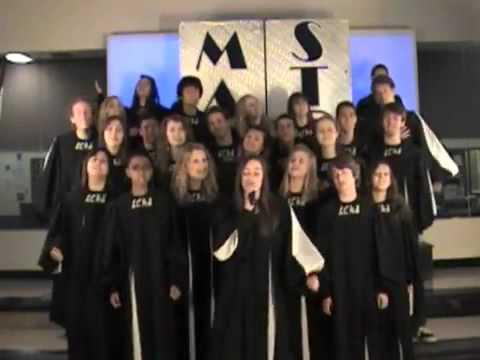 Perfect La Cueva High School Main Street Show Choir