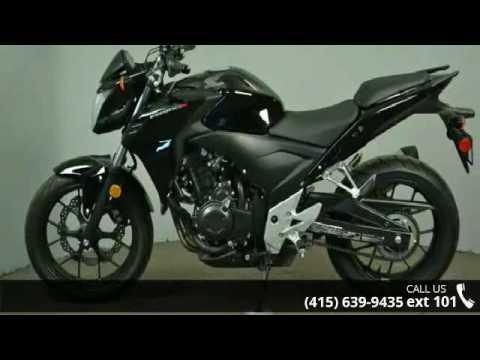 2014 Honda CB500F  - SF Moto - San Francisco, CA 94103
