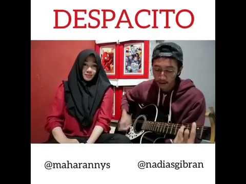 Despacito cover || Anindita Maharani cover || cover lagu
