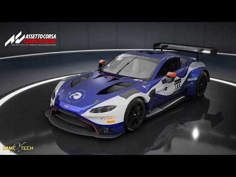 Assetto Corsa Competizione [LOGITECH G29 GAMEPLAY] ASTON MARTIN V8 VANTAGE GT3 |