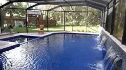 Suncoast Outdoor Living Screen Pool Enclosure