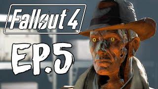 Fallout 4 - Убежище Гангстеров #5