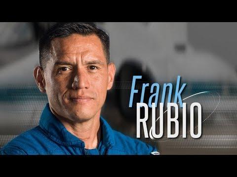 Frank Rubio /NASA 2017 Astronaut Candidate