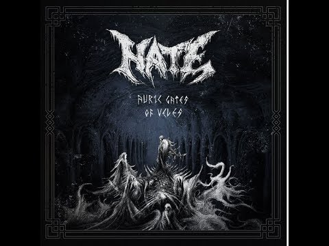 """Hate debut new song """"Sovereign Sanctity"""" off new album 'Auric Gates of Veles' ..!"""