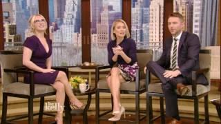 """Hayden Panettiere Talks About """"Nashville"""""""