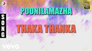Poonilamazha Thaka Thanka Malayalam Song   Sanjay Mitra, Ankita