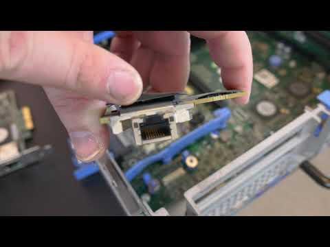 Видео dell r710