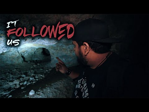 Creepy Sounds Captured Inside Haunted Mine