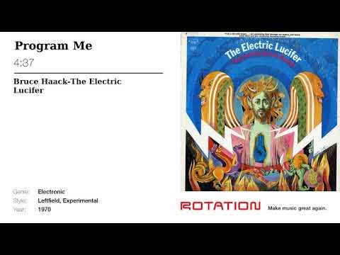 Bruce Haack - Program Me Mp3