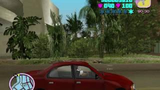 GTA Vice City fusillade إطلاق نار