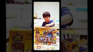 트레저X박스 이마트에서 구매 개봉박두