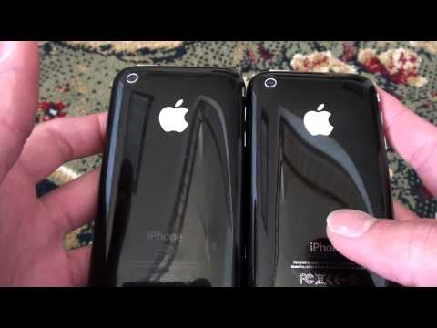 How to tell if an iphone is a 3g or 3gs