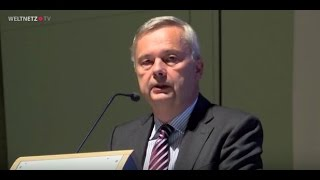 Grußworte vom Präsidenten der Technischen Universität - Christian Thomsen - IPB World Congress