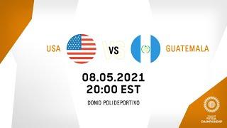 CFC 2021 | United States vs Guatemala