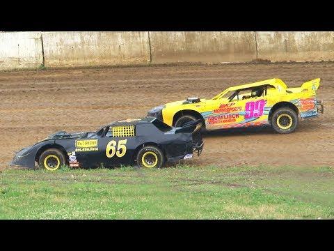 Street Stock Heat One | Eriez Speedway | 7-28-19