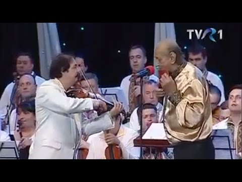 """Gheorghe Zamfir şi Nicolae Botgros - """"Mai ţii minte, măi, dragă Marie"""" şi """"Lino, Leano"""""""