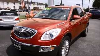 2012 Buick Enclave Walkaround, Start up, Tour and Overview