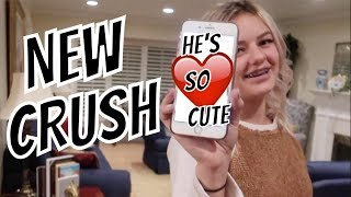 NEW CRUSH LIKES ME BACK | THE LEROYS