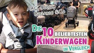 ABC , Bugaboo , Joolz & Co - Welcher Kinderwagen passt zu mir? | Test | mamiblock