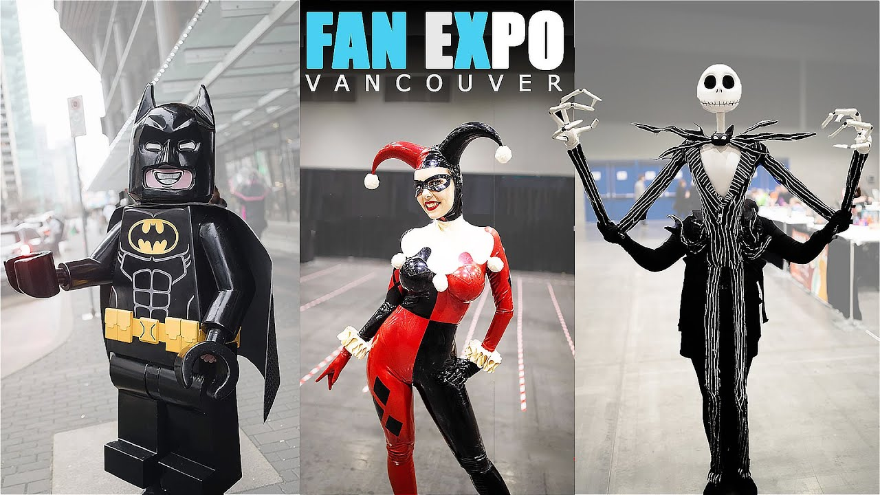Download FanExpo Vancouver 2020 Cosplay Music Video