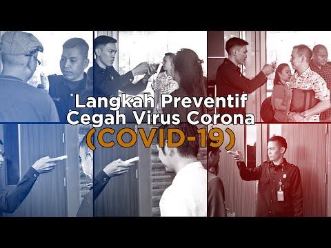 Langkah Preventif Cegah Virus Corona (COVID-19) I Bethsaida Hospital