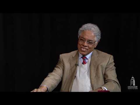 Thomas Sowell on the Origins of Economic Disparities
