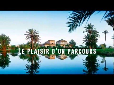 Jardins de la palmeraie - Marrakech