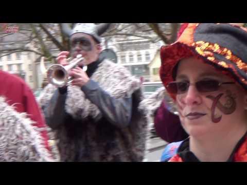 Zürich Carnevalparade 2016