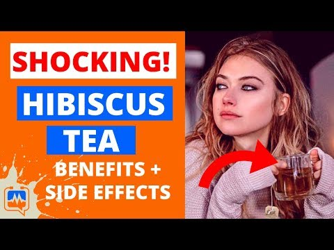 HIBISCUS TEA (ZOBO): 7 Effects On Your Body After Drinking! (Hibiscus Tea Benefits And Side Effects)
