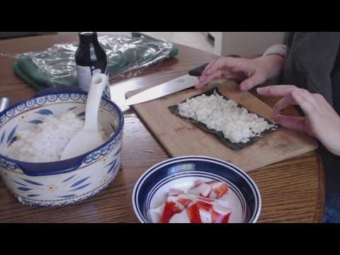 Let's Make... Sushi! (ft. Instant Pot Sushi Rice and Internet Help)