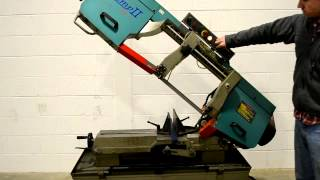 "Champ 10"" Metal Cutting Band Saw"