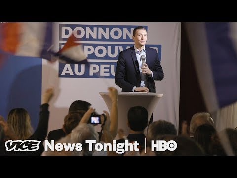 Meet The Man Far-Right Marine Le Pen Has Designated France's Only Hope (HBO)