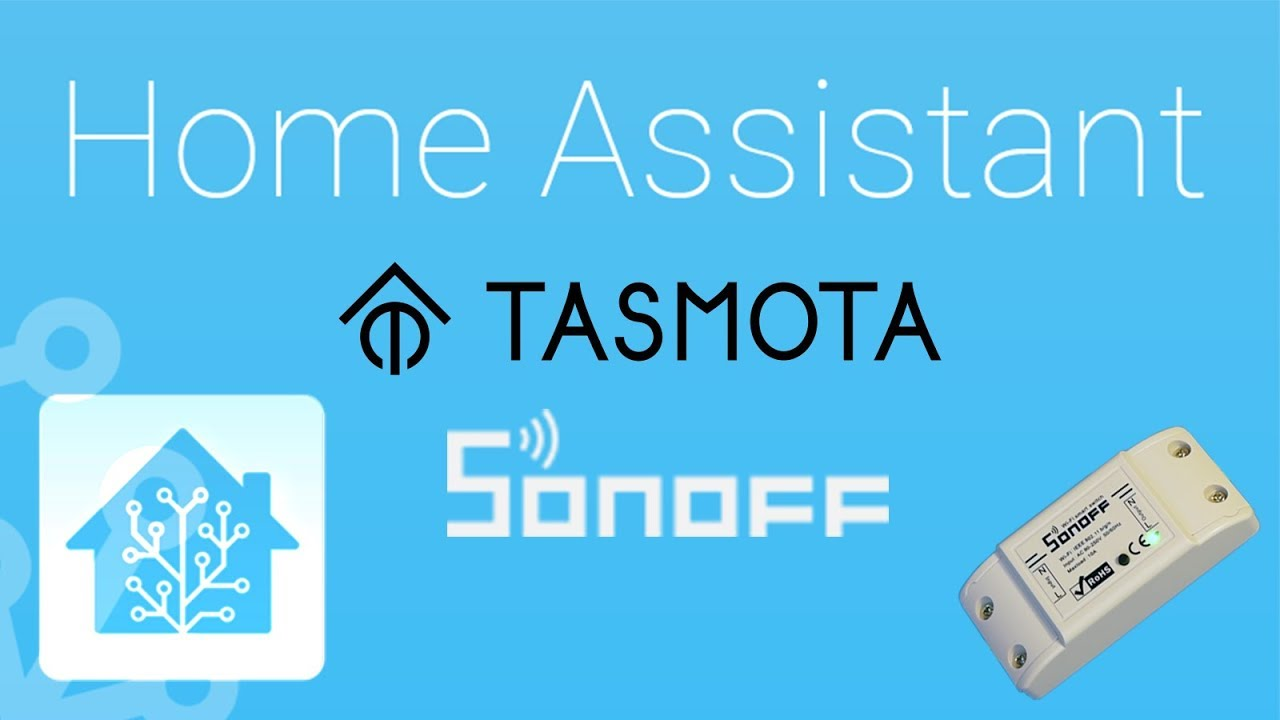 How To Flash Tasmota Onto Sonoff Basic - Home Assistant Basics