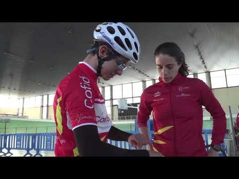 minuto-paralímpico---ciclismo.-concentración-del-equipo-cofidis-de-promesas