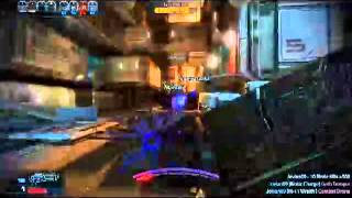 Mass Effect 3 Multiplayer - Phoenix Vanguard Gameplay