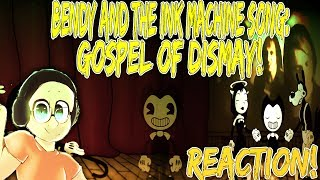 """GOSPEL OF DISMAY"" BATIM SONG REACTION 