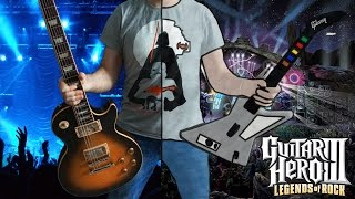 All Guitar Hero 3 Riffs On A Real Guitar
