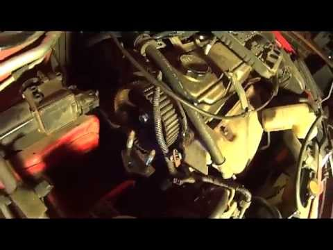 Mitsubishi 2 4l Engine Diagram 1999 Gu Patrol Stereo Wiring How To Change Timing Belt On A Eclipse 4 2002