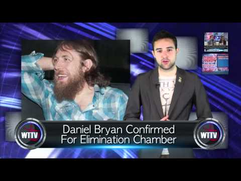 Why Samoa Joe Left TNA! Daniel Bryan At Elimination Chamber! - WTTV News