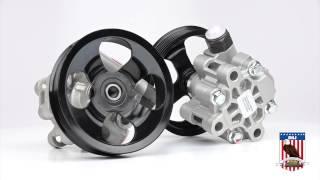 dnj power steering pumps product video