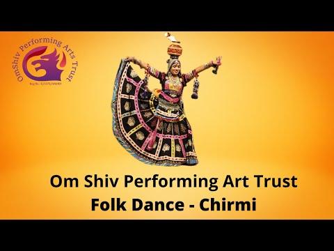 WINNING FOLK DANCE CHIRMI BY RAKESH PRAJAPATI