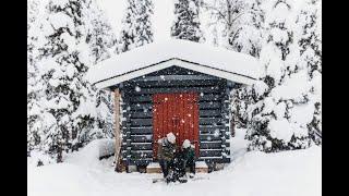 Unser Abenteuer in Finnland Lappland