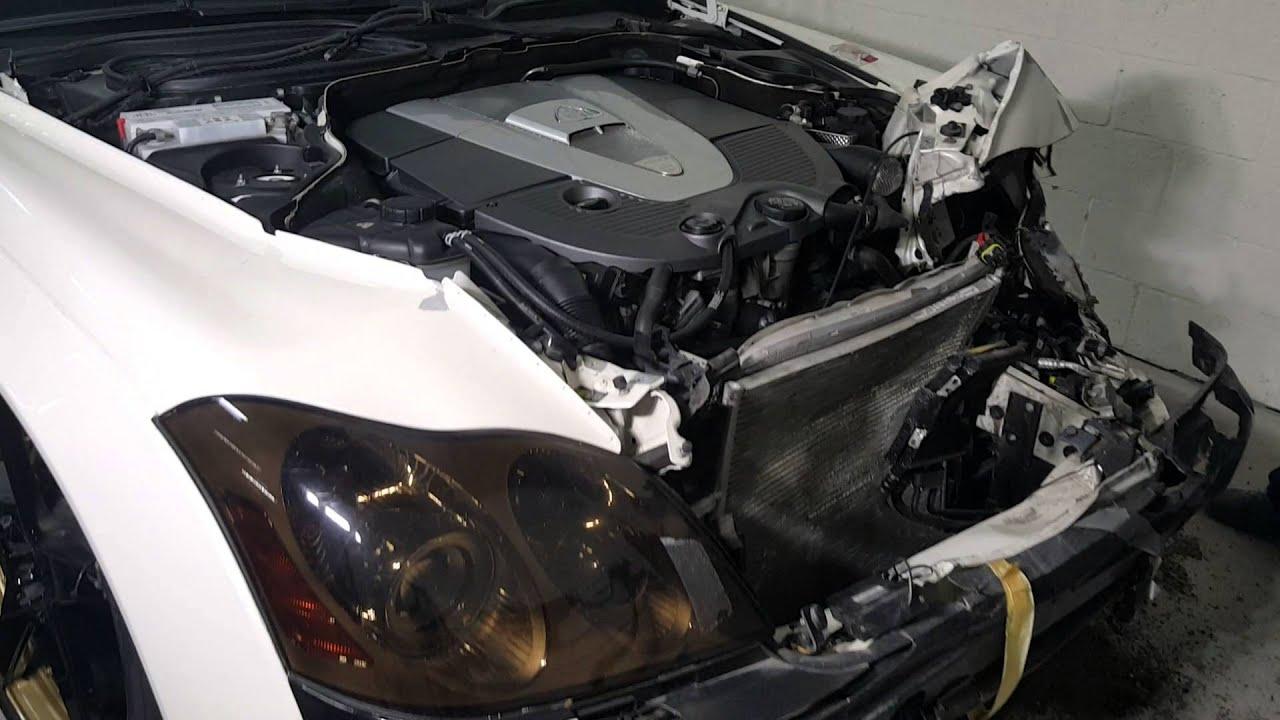 maybach 57s engine start youtube
