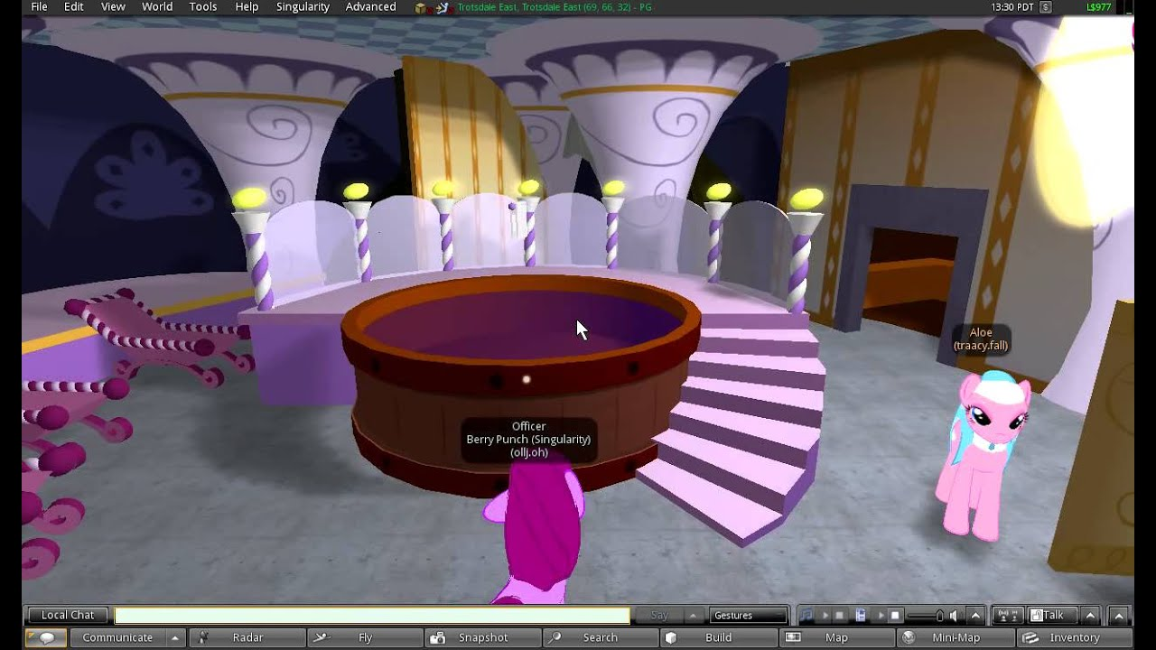 how to make second life video