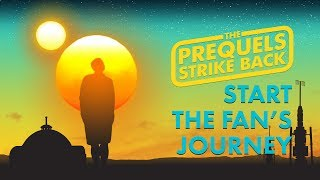 FREE PREVIEW: The Prequels Strike Back! Start The Fan's Journey and Unlearn The Prequels today!
