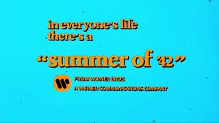 """Warner Bros. Pictures logo (in-credit) / MPAA """"PG"""" rating bumper (1973)"""