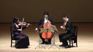 J.S.Bach : Goldberg Variations (arranged for string trio by Dmitry Sitkovetsky)