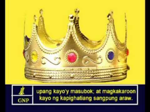 Revelation 2 Tagalog (Filipino) Picture Bible